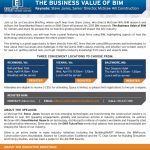 Business Value of BIM